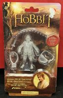 The Hobbit An Unexpected Journey: Invisible Bilbo Baggins - 3.75 Inch Action Figure